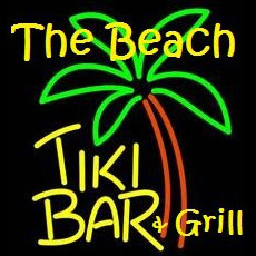 The Beach Tiki Bar & Grill - Greensburg, IN